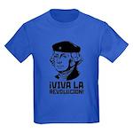 Viva La Revolucion! Kids Dark T-Shirt