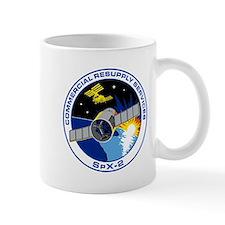 NASA SpX-2 Mug