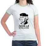 Viva La Revolucion! Jr. Ringer T-Shirt