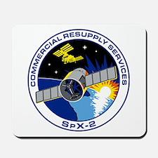 SpX-2 Logo Mousepad