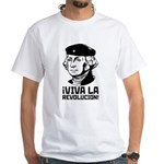 Viva La Revolucion! White T-Shirt