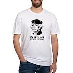 Viva La Revolucion! Fitted T-Shirt