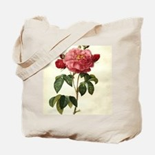 Rosa Gallica Tote Bag