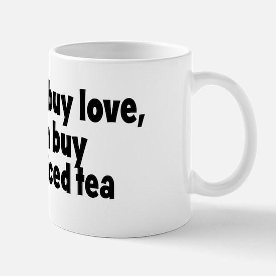 long island iced tea (money) Mug