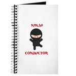 Ninja Conductor Journal