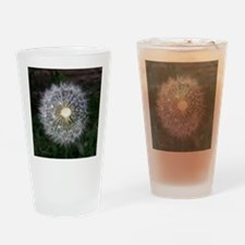 Dandelion Drinking Glass