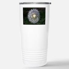 Dandelion Stainless Steel Travel Mug