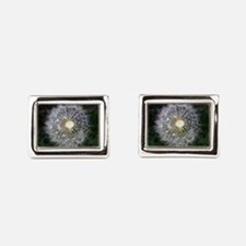 Dandelion Rectangular Cufflinks