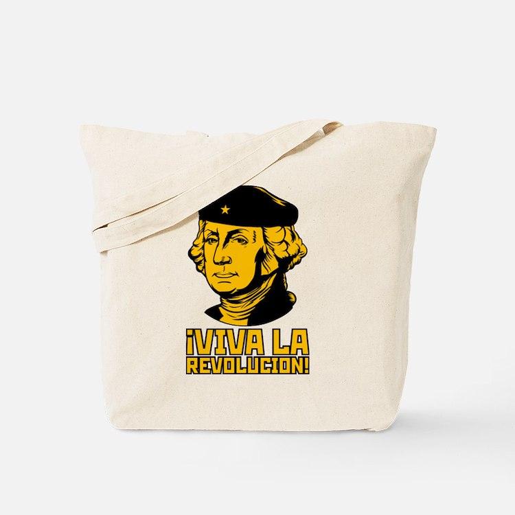 Viva La Revolucion! Tote Bag