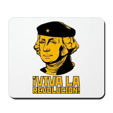 Viva La Revolucion! Mousepad