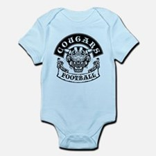 cougars football rocker Body Suit
