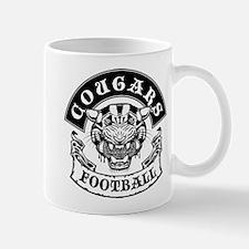 cougars football rocker Mugs