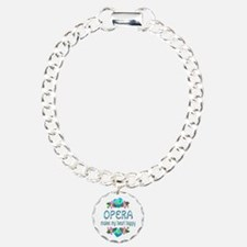 Opera Heart Happy Bracelet