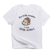 Unique Little sister Infant T-Shirt