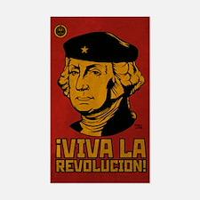 Viva La Revolucion! Rectangle Decal