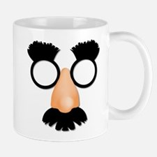 Mustache Nose Glasses Mugs
