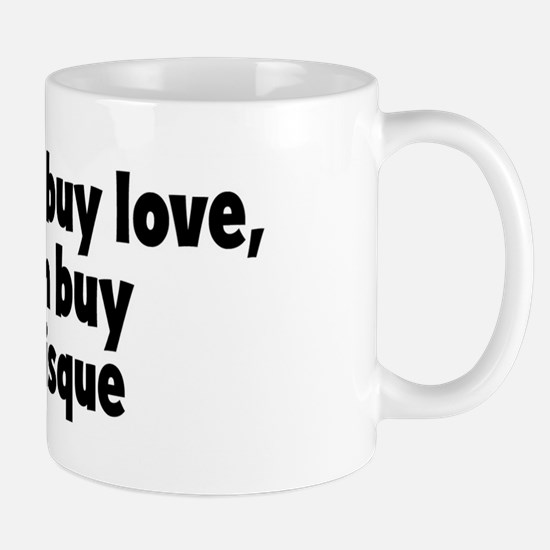 lobster bisque (money) Mug