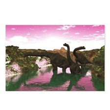 Brachiosaurus Postcards (Package of 8)