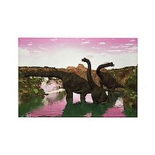 Brachiosaurus Magnets