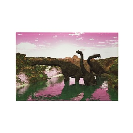 Brachiosaurus Magnets