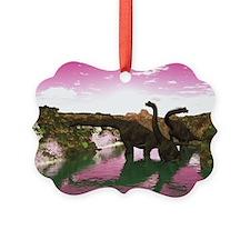 Brachiosaurus Ornament