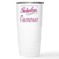 Unique Grandparents Travel Mug