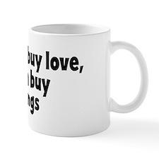 onion rings (money) Mug