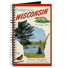 retro wisconsin Journal