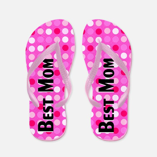 Awesome Mom Flip Flops