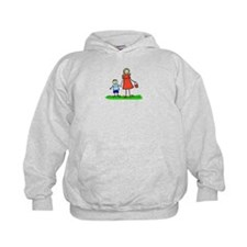 Mother and Son (Blond) Hoodie