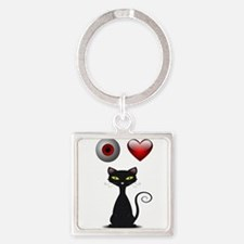 LOVE CATS Keychains