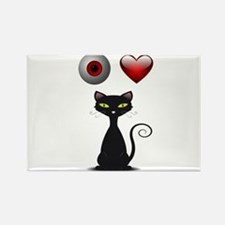 LOVE CATS Magnets