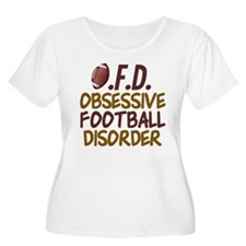 Funny Footbal T-Shirt