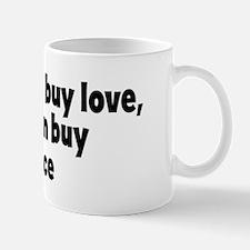 licorice (money) Mug