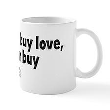 okra (money) Mug