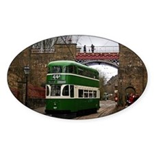 Liverpool Green Goddess No 869 Decal