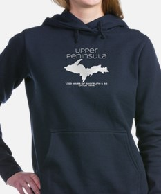 1700 Miles of Shoreline Women's Hooded Sweatshirt