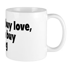 pudding (money) Coffee Mug