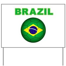 Brazil Soccer 2014 Yard Sign