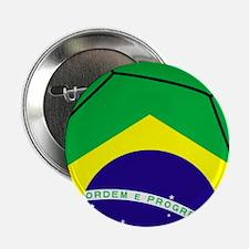 "Brazil Soccer 2014 2.25"" Button (10 pack)"
