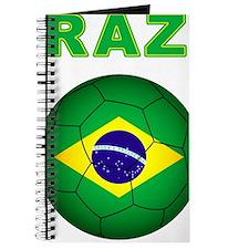 Brazil Soccer 2014 Journal