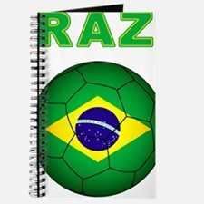 Brazil Soccer 2014 Journal