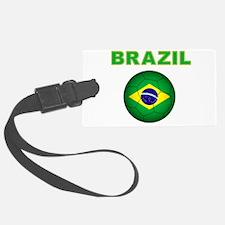 Brazil Soccer 2014 Luggage Tag