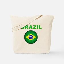 Brazil Soccer 2014 Tote Bag
