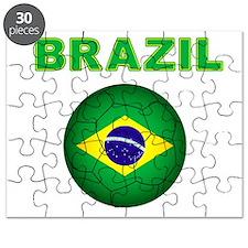 Brazil Soccer 2014 Puzzle