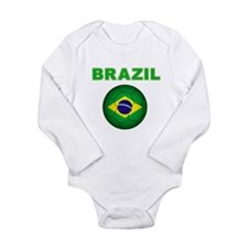 Brazil Soccer 2014 Body Suit