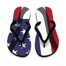 Lacrosse_Scroll_US Flip Flops
