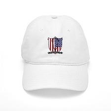 Lacrosse_Scroll_US Baseball Baseball Cap