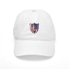 Lacrosse_Head_US Baseball Baseball Cap