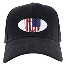 Lacrosse_Head_US Baseball Hat
